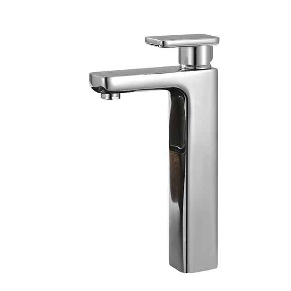 Vigo Bathroom Faucet-Chrome Finish Vessel Faucet VG03012CH