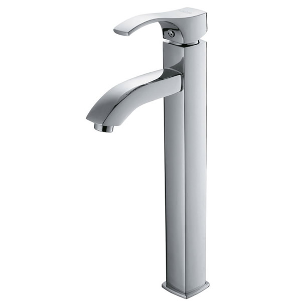 Vigo Bathroom Faucet-Chrome Finish Vessel Faucet VG03016CH