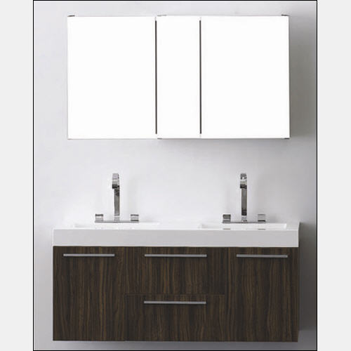 HDOC Vanities - Modern Bathroom Vanity HDOCT-1380-1 Contemporary Vanity Style