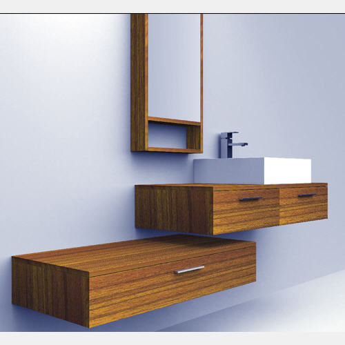 HDOC Vanities - Modern Bathroom Vanity HDOCT-450 Contemporary Vanity Style