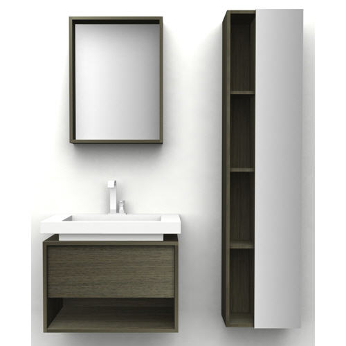 HDOC Vanities - Modern Bathroom Vanity HDOCT-700 Contemporary Vanity Style